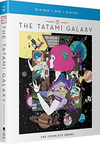 Tatami Galaxy: Complete Series (4 Blu-Ray) [Edizione: Stati Uniti] [Italia] [Blu-ray]