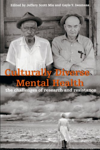 Culturally Diverse Mental Health: The Challenges of Research and Resistance