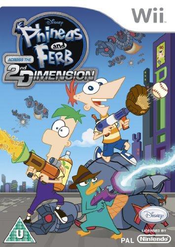 Phineas et Ferb : voyage dans la deuxième dimension [import anglais]