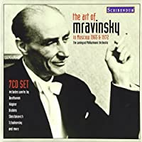 Art of Mravinsky - In Moscow 1965 & 72 by Yevgeny Mravinsky