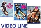 Una Pallottola Spuntata La Trilogia 1-2-3 Collection (3 Film DVD) Edizione Italiana