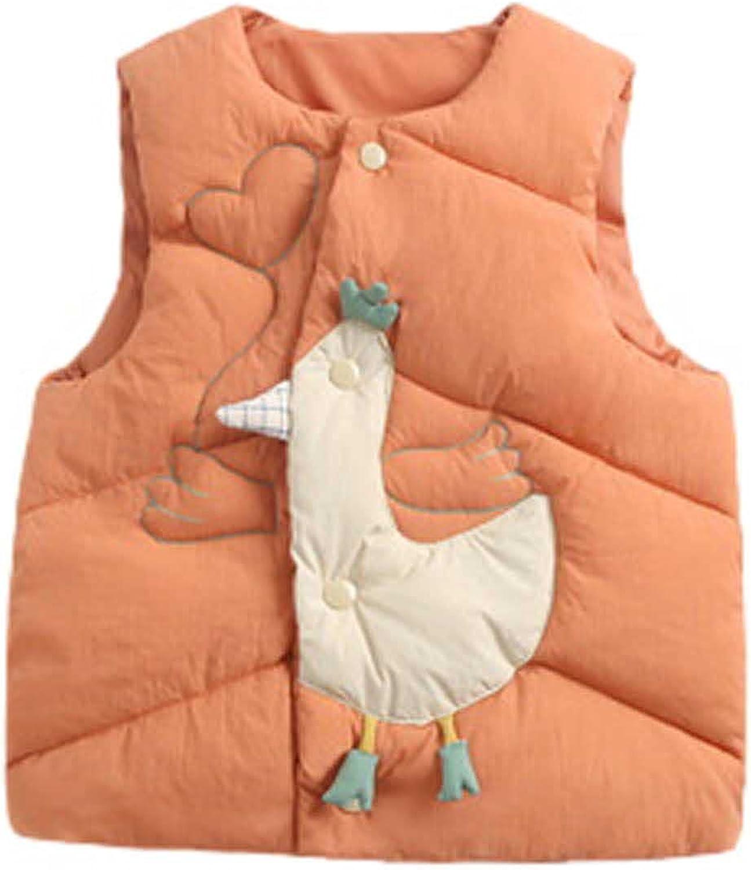 Winter Boys Same day shipping Thicken Vest Children free Jacket Cotton 6months-