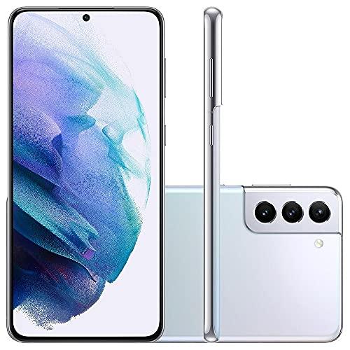 Smartphone Samsung Galaxy S21+ 256GB 6.7 Octa Core Prata