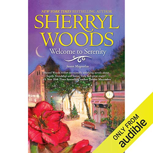 Welcome to Serenity audiobook cover art