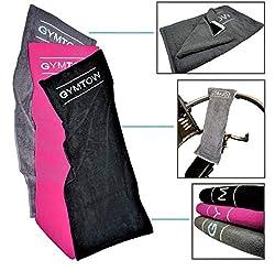 Flobajo GymTow Sporthandtuch, pink, 100 cm