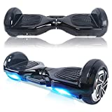Wingoo Hoverboard 6.5 Pouces Overboard Auto-équilibrage Scooter, 2*250W Smart Gyropode, Enfant Adulte Self Balance Board