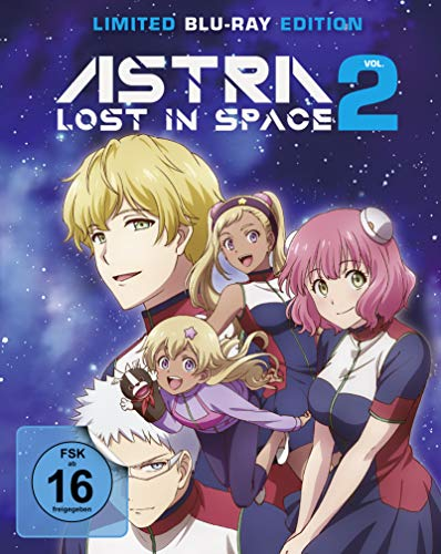 Astra Lost in Space - Vol. 2 - Limited Edition [Blu-ray]