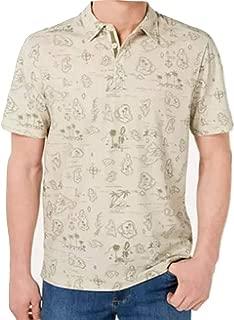 Island ZoneTahiti Treasure Golf Polo Shirt