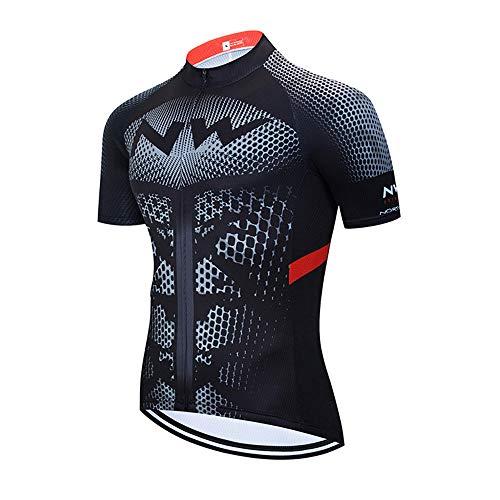 Camisa Bicicleta Verano Sports MTB Mangas Corta Maillot