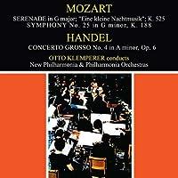 Eine Kleine Nachtmuzik/Concerto Grosso