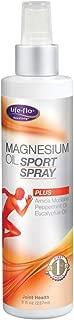 Life-Flo Magnesium Sport Oil, 8 Ounce