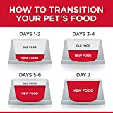 Hill's Science Diet Wet Cat Food, Adult, Light, Liver & Chicken Pack of 24