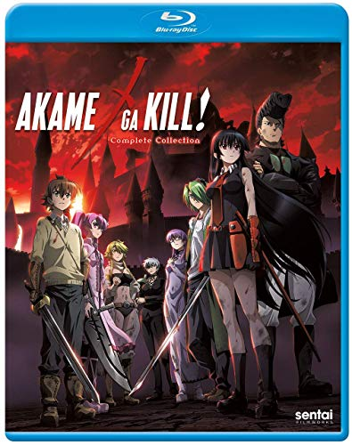 Akame Ga Kill: Complete Collection [Blu-ray]