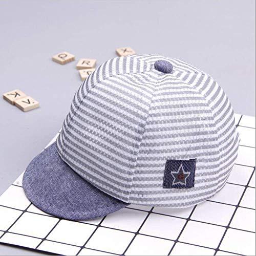 Gorra de béisbol para bebé, de algodón, para niñas,...