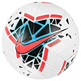 Nike Strike Ball - White-Crimson-Blue 4