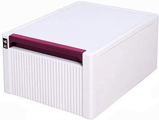 YWAWJ Toy Boîte de rangement Chambre Cuisine Combinaison multicouche Tiroir Armoire de rangement avec penderie Sous-vêteme...