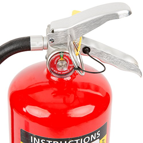 Badger Advantage 10 lb ABC Fire Extinguisher w/ Wall Hook 21007867