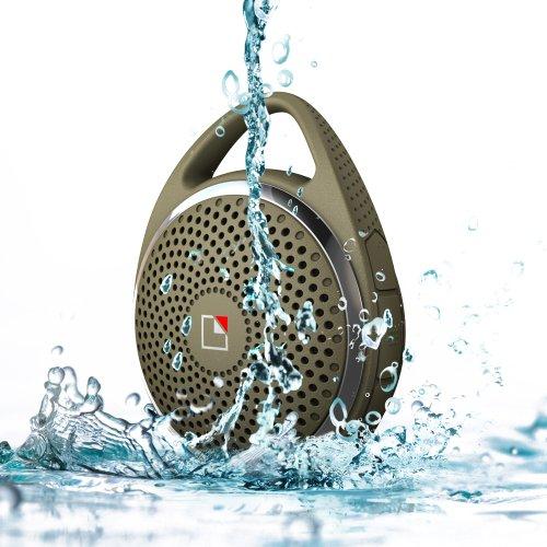 electricalcentre bsk26d–tragbarer Lautsprecher Kompatibel mit iPhone, Smartphone