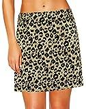 Oyamiki Women's Active Athletic Skort Lightweight Tennis Skirt Perfect for...
