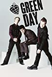 Beyond The Wall Poster Green Day Group in Suits Punk Rock