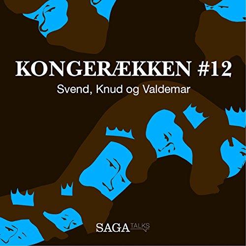 Couverture de Svend, Knud og Valdemar