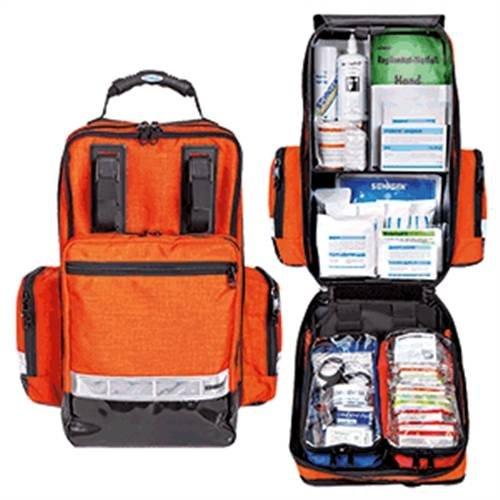 Saniteitsrugzak - EHBO-hulp in bedrijf