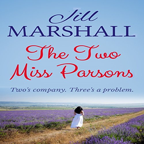 The Two Miss Parsons audiobook cover art