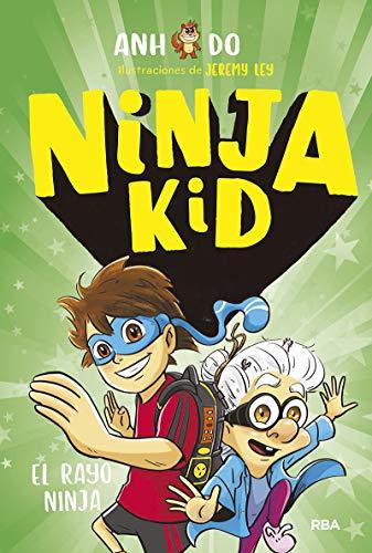 Ninja kid 3. El rayo ninja (PEQUES)