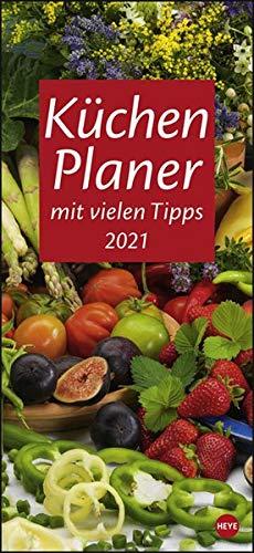 Küchenplaner Kalender 2021