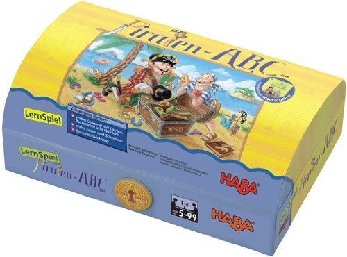 HABA 4548 - Piraten ABC