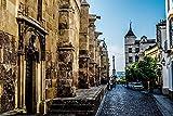 Rompecabezas clásico Córdoba Andalucía España Ciudad Catedral Adultos Personalizado De Madera Montaje Rompecabezas Divertido-1000 piezas