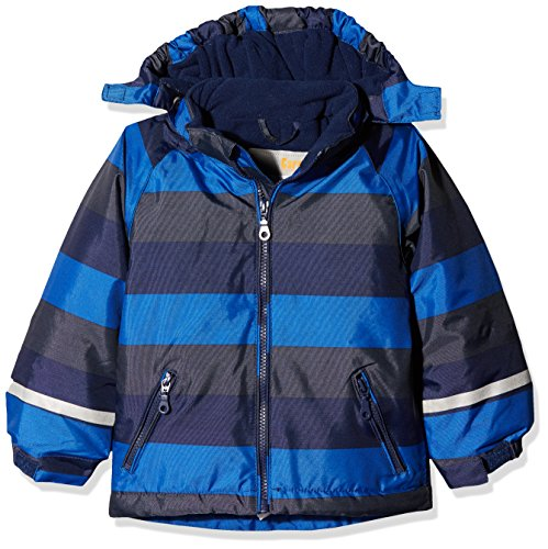 Brands 4 Kids A/S CareTec Kinder Schneejacke, Mehrfarbig (Blue Nights 7899), 86