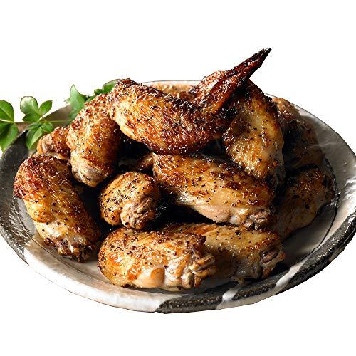 鶏三和 さんわ 尾張名古屋 さんわの手羽塩焼き 1kg 業務用