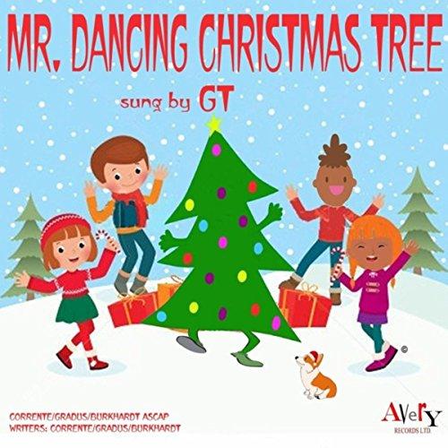 Mr. Dancing Christmas Tree