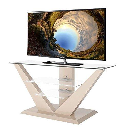 MEUBLE TV DESIGN - COULEUR : CAPPUCCINO