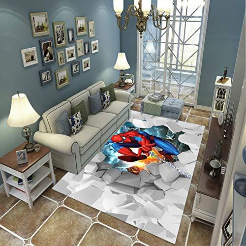 Tapis Douce, Moquette Décoratif De Style Moderne, Couverture Rampante Pour Enfants, 3D Imprimer De L