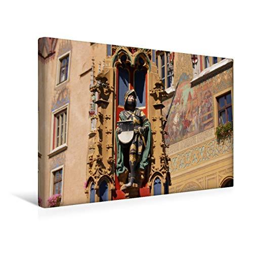CALVENDO Brunnen vorm Ulmer Rathaus
