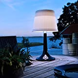 LED Solar Table Lamp Outdoor Indoor Desk Lamp...