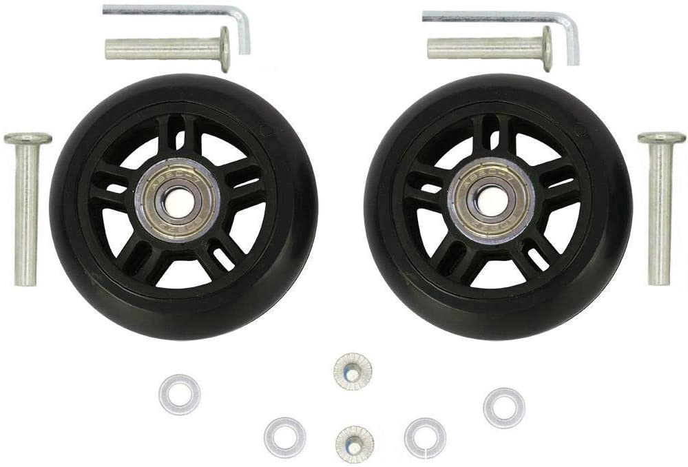 ORO 1 Pair Luggage Wheels Replacement 45 50 70 54 60 64 72 68 All stores Cheap mail order specialty store are sold 75