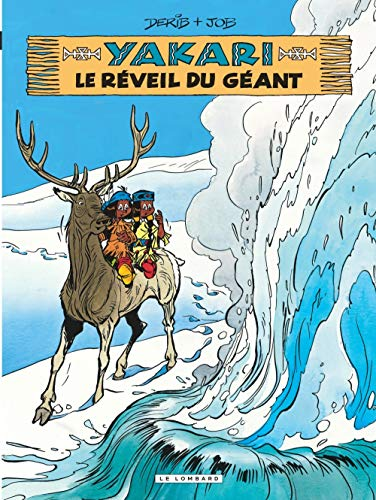 Yakari - tome 29 - Réveil du géant (Le)