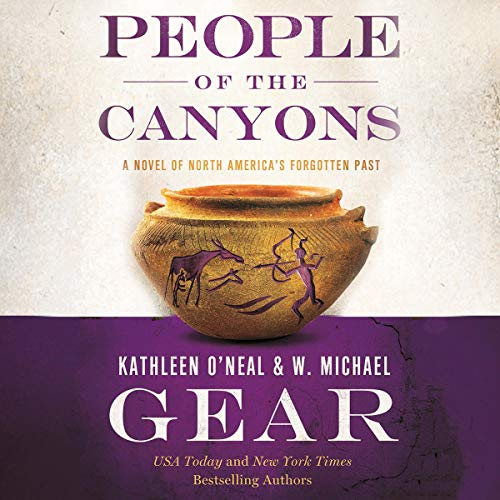 People of the Canyons audiobook cover art