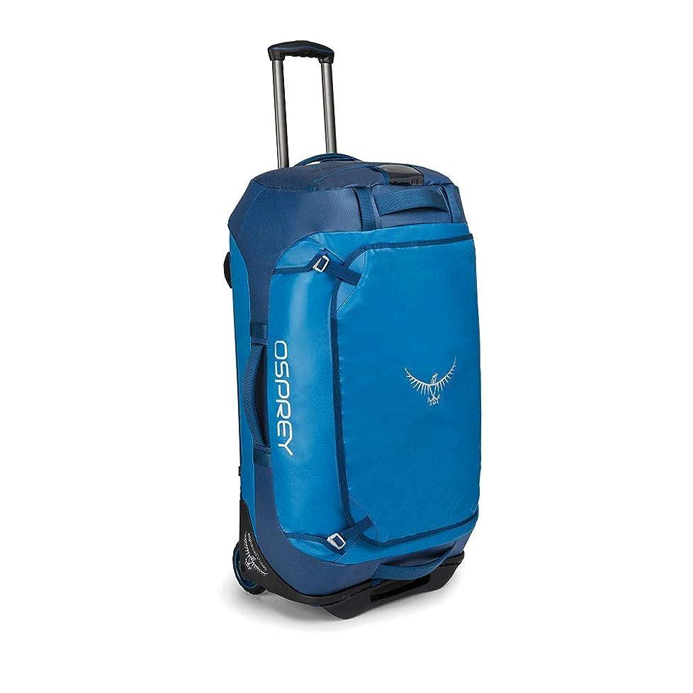 ブロック病者試みる[ オスプレー ] Osprey キャリーバッグ ローリングトランスポーター 90 スーツケース 90L 10001717 Rolling Transporter キングフィッシャーブルー キャリー バッグ 旅行 出張 トラベル 大容量 [並行輸入品]