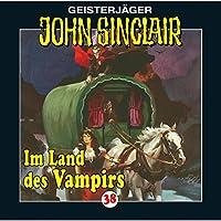 Im Land des Vampirs (John Sinclair 38) Hörbuch