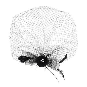 Best birdcage veil hat Reviews
