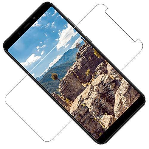 TOCYORIC 【3 Pack】 Mi A2 Screen Protector, Xiaomi Mi A2 Tempred Glass Screen Protector [Anti-Scratch] [Anti-Fingerprint] [Bubble-free] Screen Protector for Xiaomi Mi A2