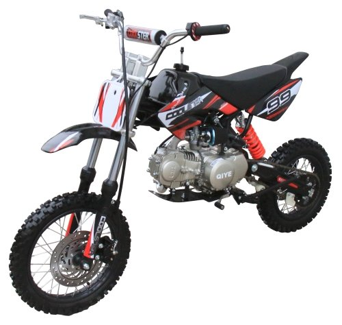 Price comparison product image Coolster 125cc Manual Clutch Mid Size Cali Legal Dirt Bike - XR-125 - Single cylinder - 4-stroke - Air-cooled by SaferWholeSale