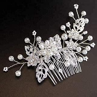 Best bridesmaid hair combs Reviews