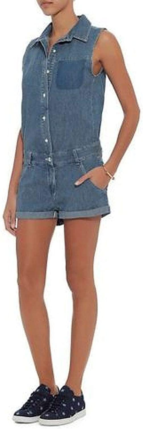 Rag & Bone Denim Romper
