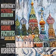 Mussorgsky: Pictures At An Exhibition; Prokofiev: Sarcasms