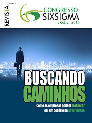Revista Congresso Six Sigma Brasil 2015